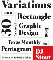 30 years of graphic design from Texas Monthly to Pentagram