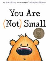 Cover of the book You are (not) small