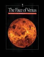 The Face of Venus