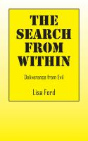 The Search from within : deliverance from evil
