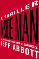 Inside man [sound recording] : a thriller