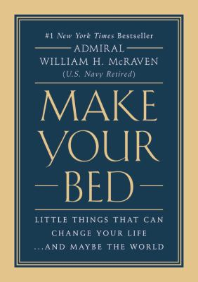 Cover Image for Make Your Bed by William Mcraven