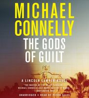 Cover of the book The gods of guilt : a Lincoln lawyer novel