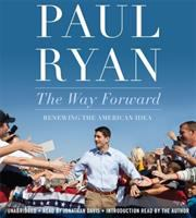 The way forward : renewing the American dream