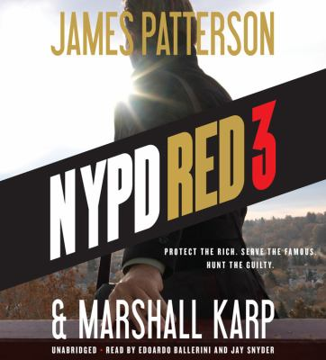 Cover Image for NYPD Red 3