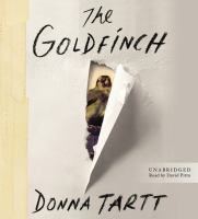 Cover of the book The goldfinch