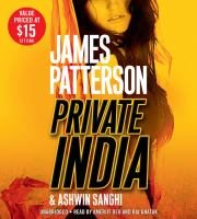 Private India [sound recording] : city on fire