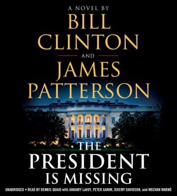 Cover Image for The President is Missing