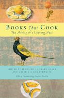Books that cook : the making of a literary meal
