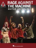 Rage Against the Machine guitar anthology.