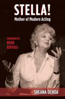 Stella!: mother of modern acting