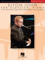 Elton John for classical piano : 15 of the Rocket Man's best