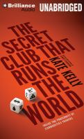 The secret club that runs the world : inside the fraternity of commodities traders