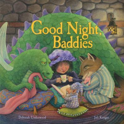 Good Night, Baddies book jacket
