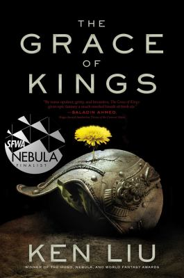 The Grace of Kings book jacket