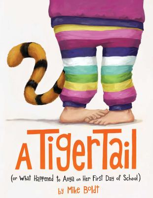 Cover image for A Tiger Tail