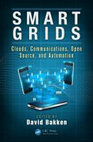Smart grids : clouds, communications, open source, and automation