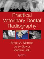 Practical veterinary dental radiography /