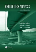 Bridge deck analysis [electronic resource]