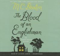 The blood of an Englishman : an Agatha Raisin mystery