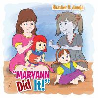 """""""Maryann Did It!"""""""