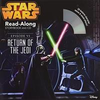 Star Wars Episode VI: Return of the Jedi : Read-along Storybook and CD