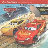 Disney Pixar Cars 3: Read-along Storybook and CD