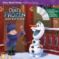 Olaf's Frozen Adventure: Read-along Storybook and CD