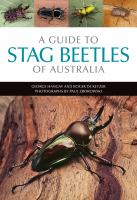 Guide to stag beetles of Australia /