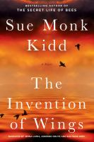 Cover of the book The invention of wings