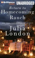 Return to Homecoming Ranch [sound recording] : a novel