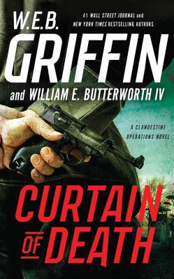 Cover Image for Curtain of Death