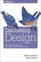 Discussing design : improving communication and collaboration through critique