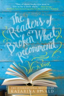 Cover Image for The Readers of Broken Wheel Recommend by Katarina Bivald