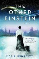 Cover Image for The Other Einstein by Marie Benedict