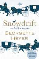 Snowdrift: And Other Stories