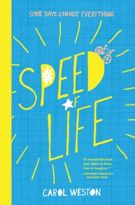 The Speed of Life book jacket