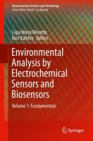 Environmental Analysis by Electrochemical Sensors and Biosensors [electronic resource] : Fundamentals