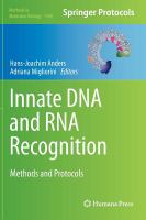 Innate DNA and RNA recognition [electronic resource] : methods and protocols