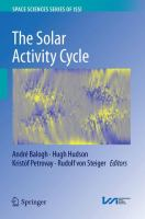 The Solar Activity Cycle [electronic resource] : Physical Causes and Consequences