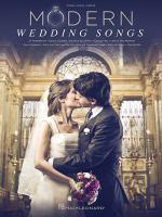 Modern wedding songs.