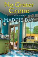 Title: No grater crime. Author:Day, Maddie