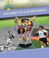 Mujeres en los deportes