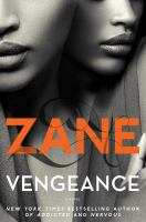 Zane's Vengeance: A Novel