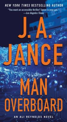 Cover Image for Man Overboard by J.A. Jance