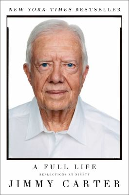 Cover Image for A Full Life by Jimmy Carter
