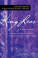 Title: The tragedy of King Lear Author:Shakespeare, William