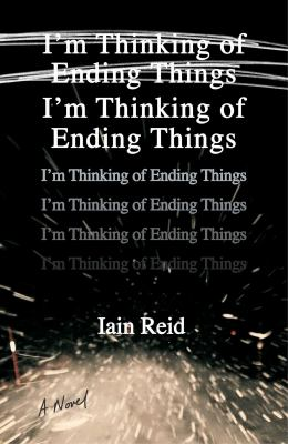 I'm Thinking of Ending Things book jacket