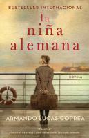 La niña alemana: novela