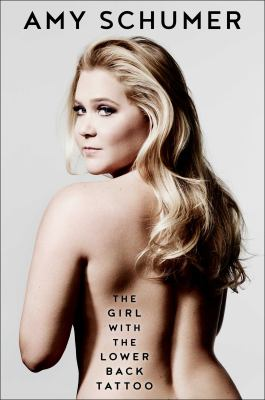 The Girl With the Lower Back Tattoo book jacket